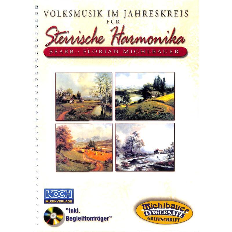Titelbild für MICHLBAUER 022474 - VOLKSMUSIK IM JAHRESKREIS
