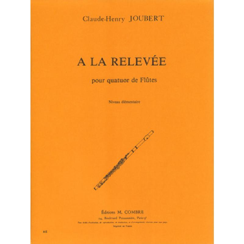 Titelbild für COMBRE 4759 - A LA RELEVEE