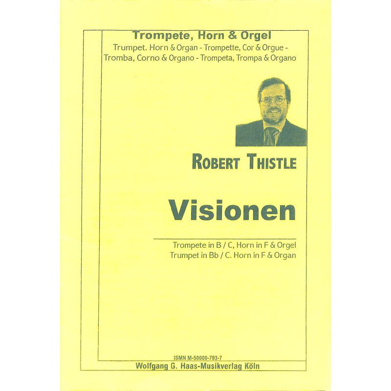Titelbild für HAAS 793-7 - VISIONEN