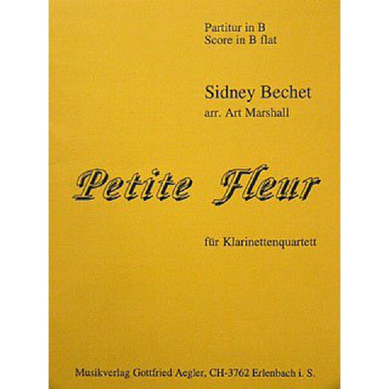 Titelbild für AEGLER -SB1 - PETITE FLEUR
