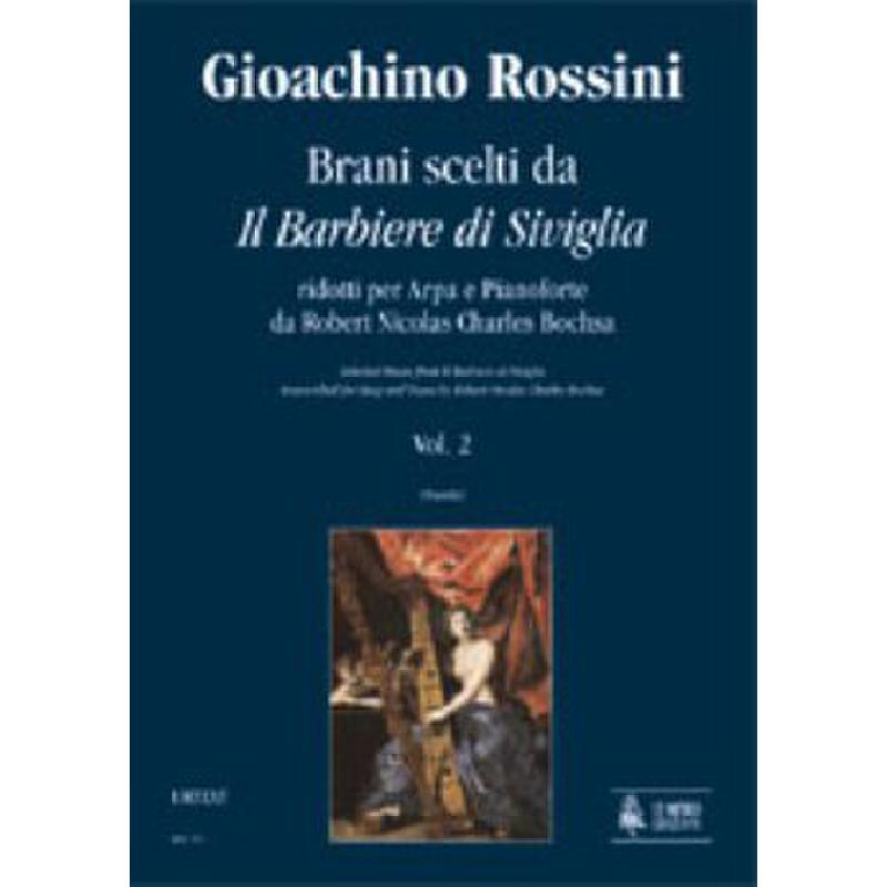 Titelbild für ORPHEUS -MAG159 - BRANI SCELTI DA IL BARBIERE DI SIVIGLIA 2