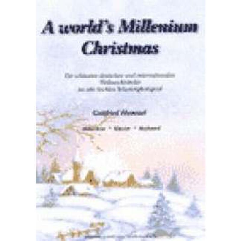 Titelbild für JETELINA 71000008 - A WORLD'S MILLENIUM CHRISTMAS