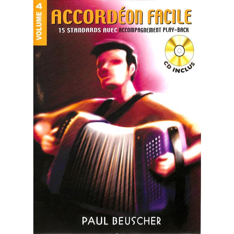 Titelbild für EPB 1020123 - ACCORDEON FACILE 4