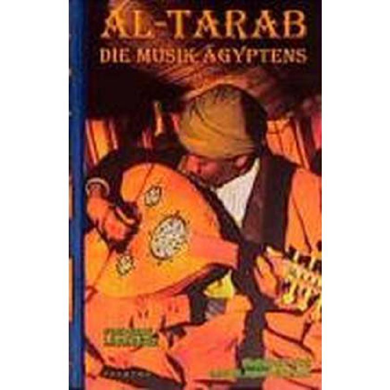 Titelbild für 978-3-930378-31-9 - AL TARAB - DIE MUSIK AEGYPTENS