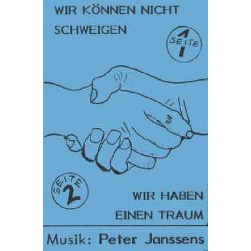 Titelbild für JANSSENS 1003-01 - WIR HABEN EINEN TRAUM - UNSER LEBEN SEI EIN FEST