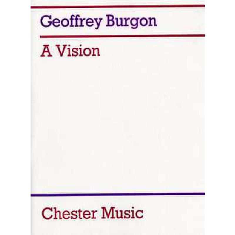 Titelbild für CH 60983 - A VISION 7 SONGS