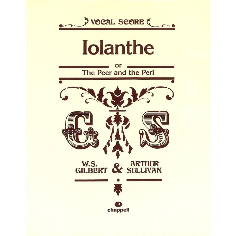 Titelbild für IM 2277 - IOLANTHE