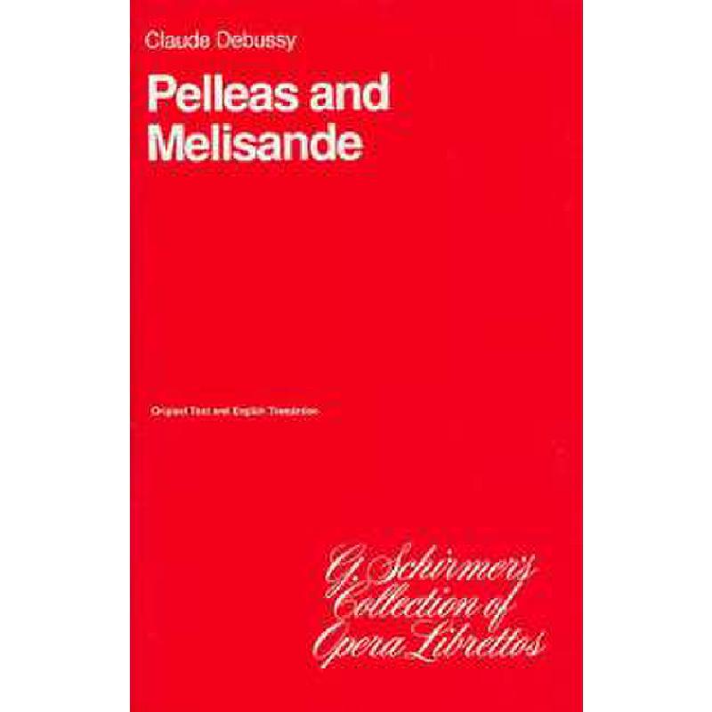 Titelbild für GS 33997 - PELLEAS ET MELISANDE