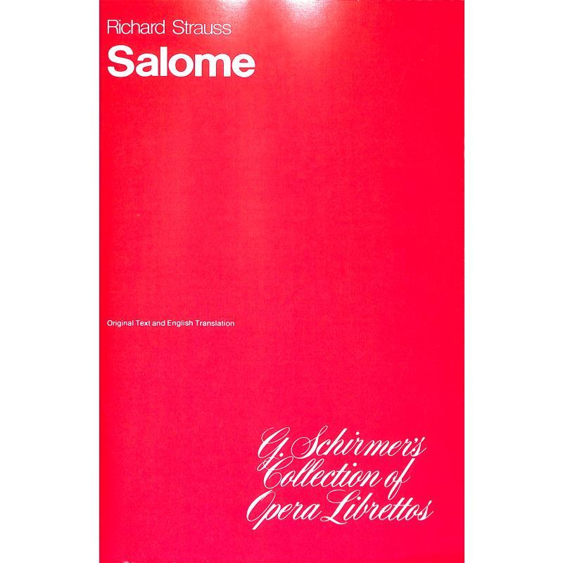 Titelbild für GS 34037 - SALOME