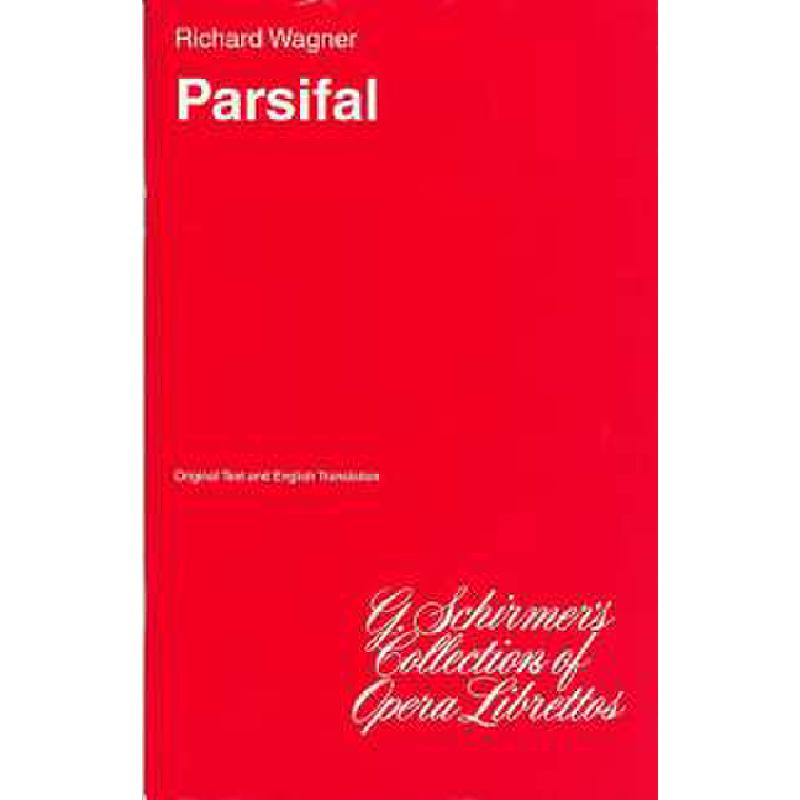 Titelbild für GS 34040 - PARSIFAL