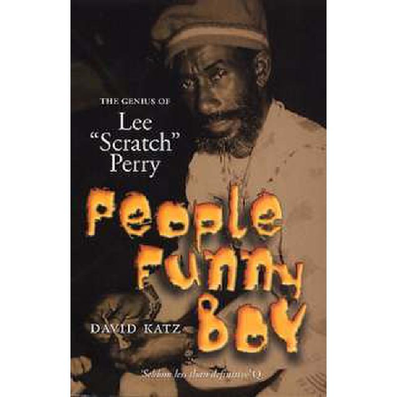 Titelbild für MSOP 51469 - PEOPLE FUNNY BOY - THE GENIUS OF LEE SCRATCH PERRY
