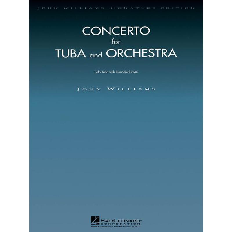 Titelbild für HL 841041 - CONCERTO - TUBA ORCH