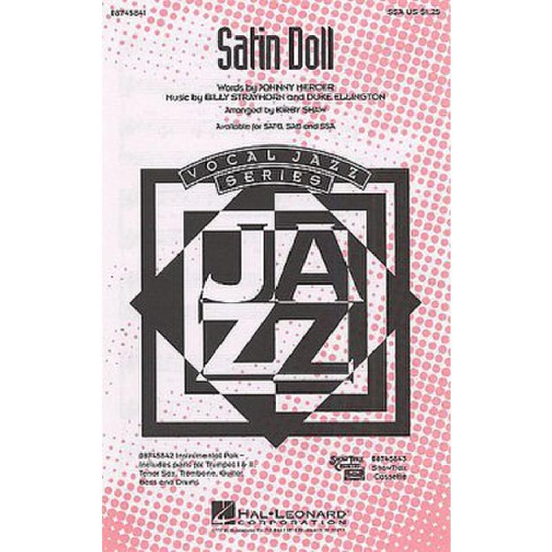 Titelbild für HL 8745841 - SATIN DOLL