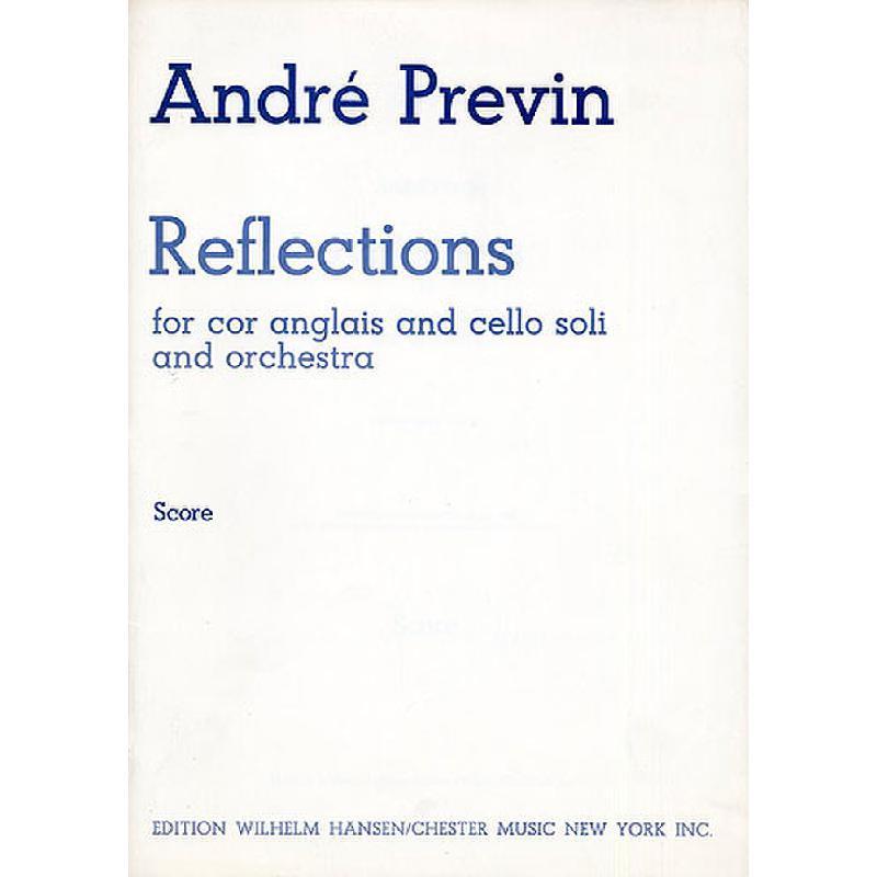 Titelbild für MSHC 00107 - REFLECTIONS