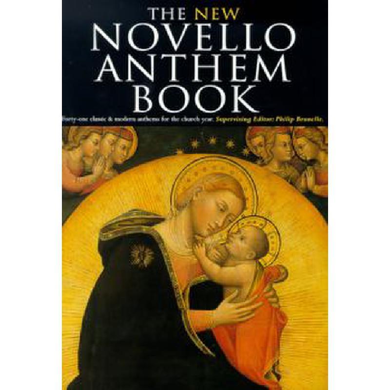 Titelbild für MSNOV 32106 - A NEW NOVELLO ANTHEM BOOK