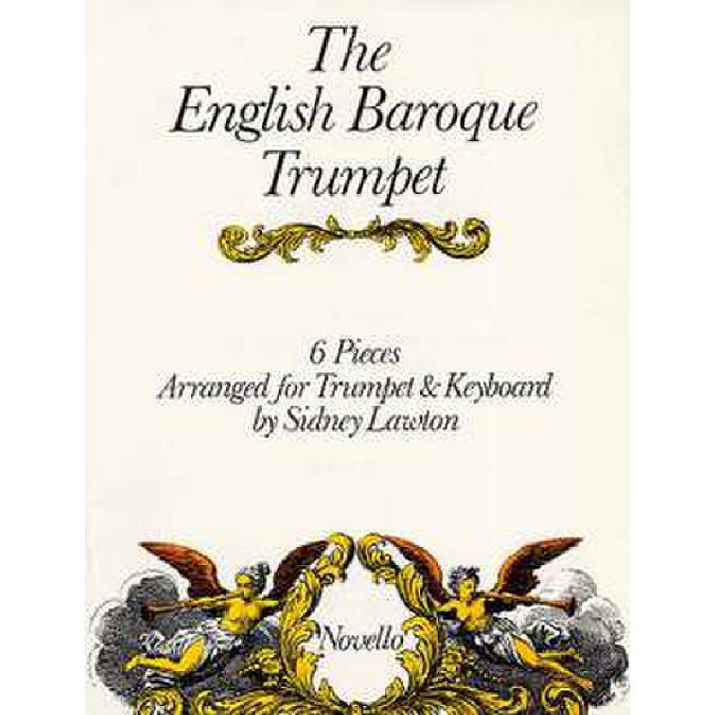 Titelbild für MSNOV 120606 - ENGLISH BAROQUE TRUMPET