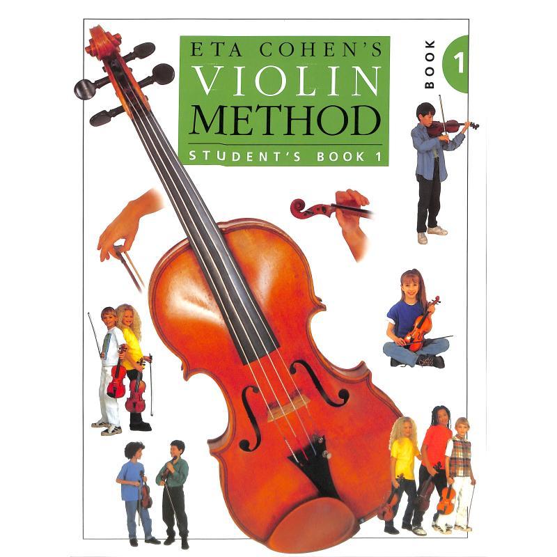 Titelbild für MSNOV 916136 - VIOLIN METHOD 1