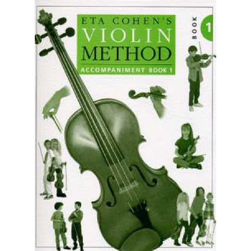 Titelbild für MSNOV 916137 - VIOLIN METHOD 1