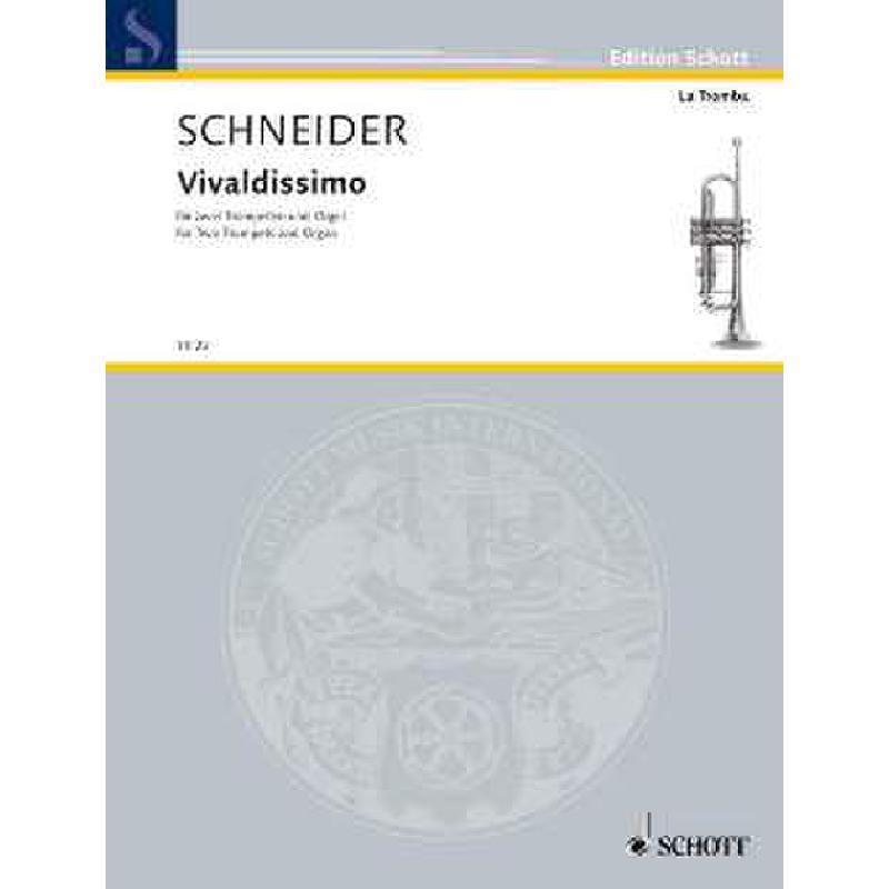 Titelbild für TR 23 - VIVALDISSIMO (2006)