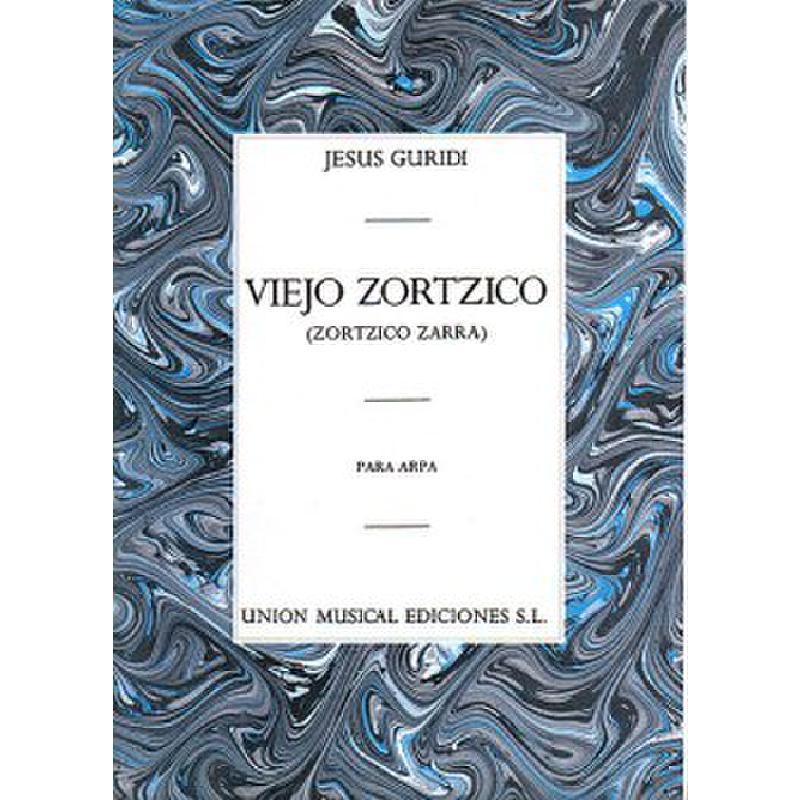 Titelbild für UME 19549 - VIEJO ZORTZICO
