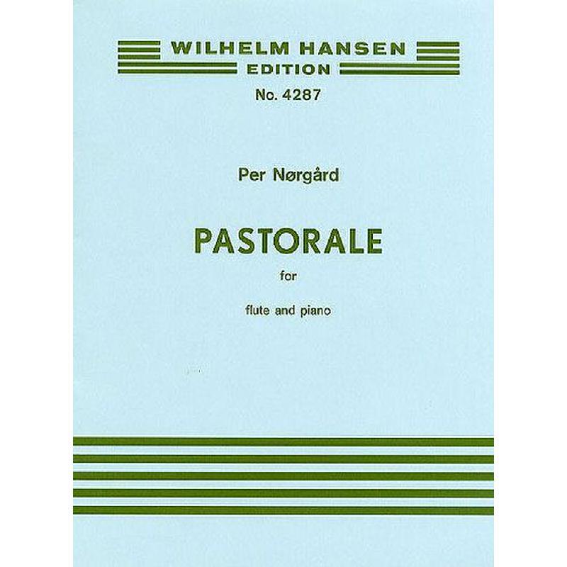 Titelbild für WH 29324 - PASTORALE