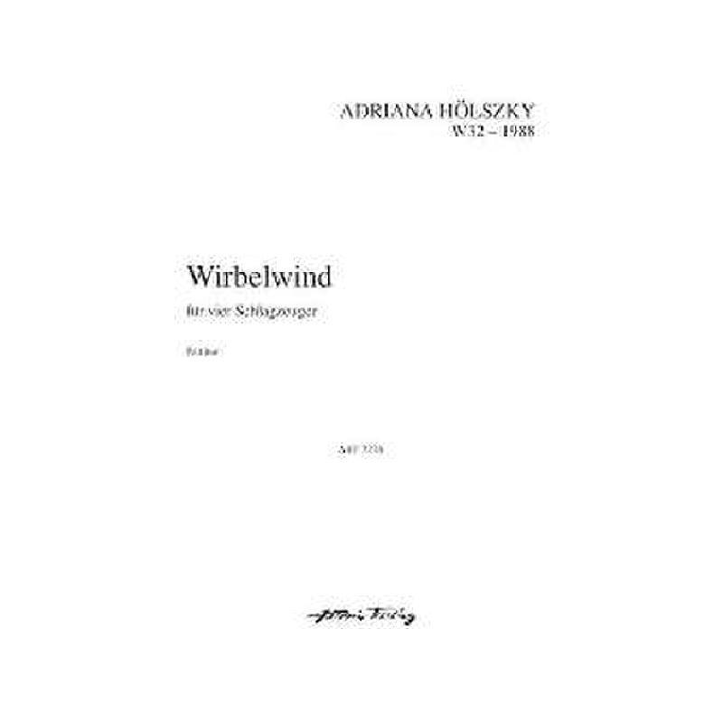 Titelbild für ASTORIA 7276 - WIRBELWIND