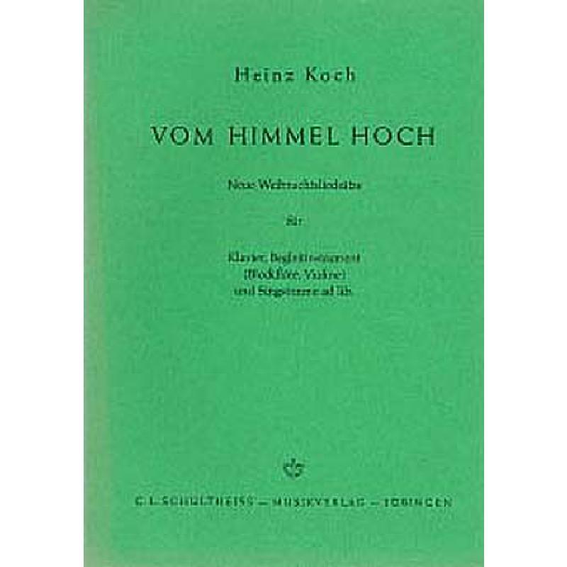 Titelbild für CLS 333 - VOM HIMMEL HOCH