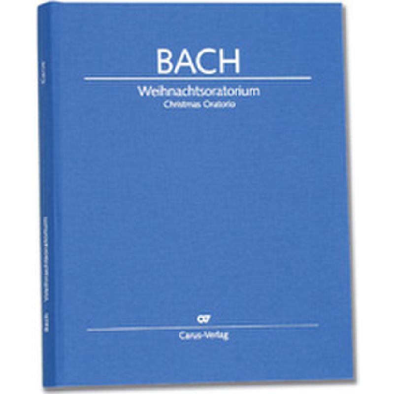 Titelbild für CARUS 31248-50 - WEIHNACHTSORATORIUM BWV 248 KAN