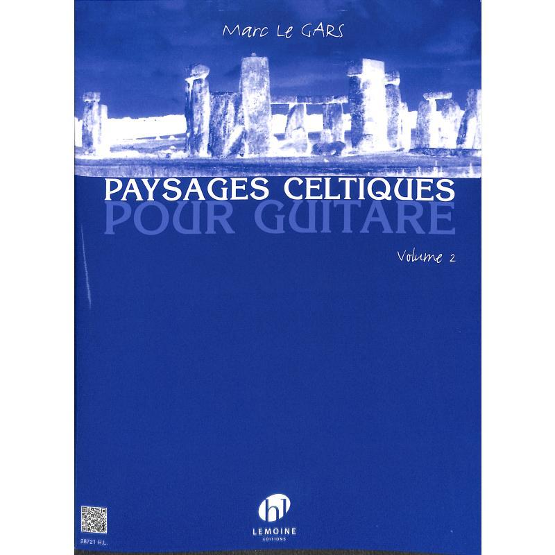 Titelbild für LEMOINE 28721 - PAYSAGES CELTIQUES 2