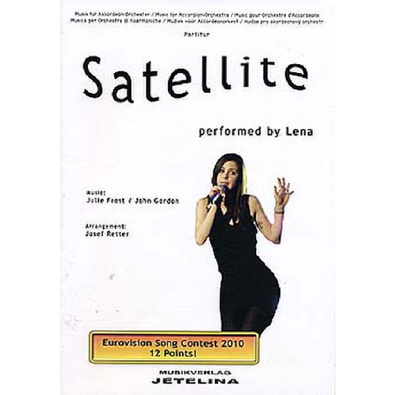 Titelbild für JETELINA 72001310 - SATELLITE