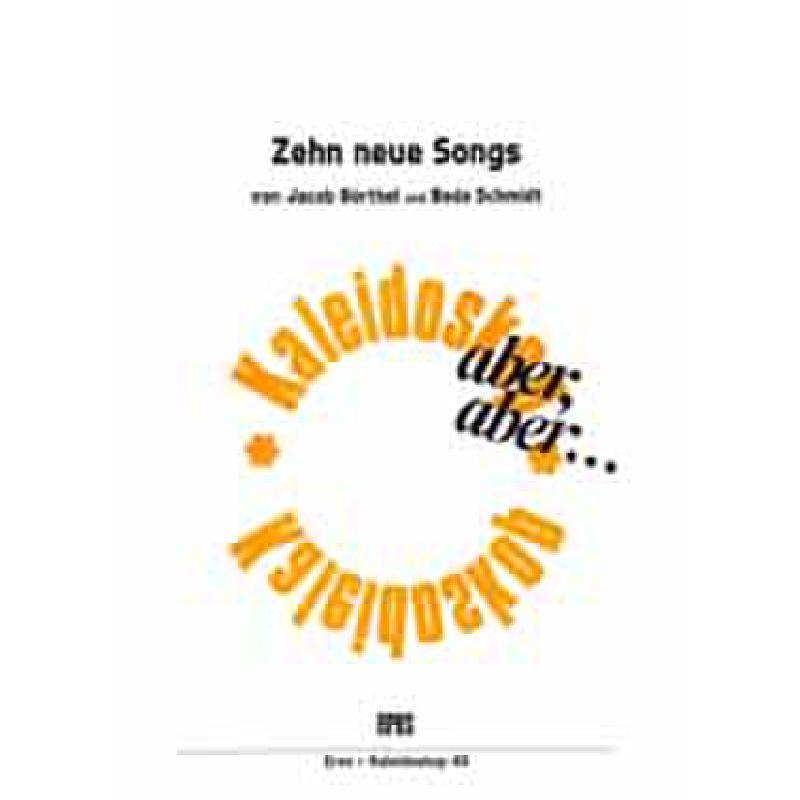 Titelbild für ERES 43 - ABER ABER - NEUE SONGS FUER KINDER
