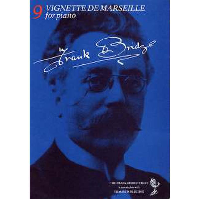 Titelbild für THAMES 978003 - VIGNETTES DE MARSEILLE