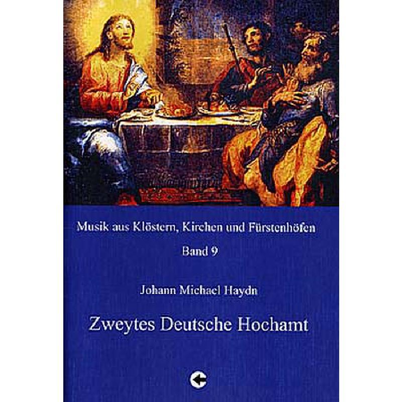 Titelbild für COMES 972-9 - ZWEYTES DEUTSCHES HOCHAMT
