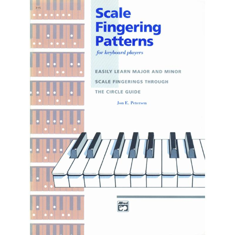 Titelbild für ALF 315 - SCALE FINGERING PATTERNS