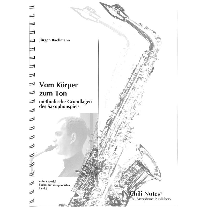 Titelbild für CHILI -B008 - VOM KOERPER ZUM TON