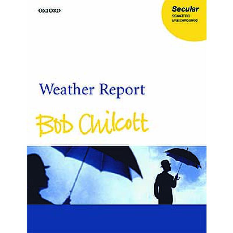 Titelbild für ISBN 0-19-335644-9 - WEATHER REPORT