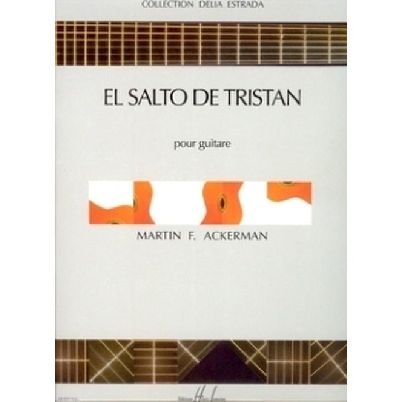 Titelbild für LEMOINE 28059 - EL SALTO DE TRISTAN