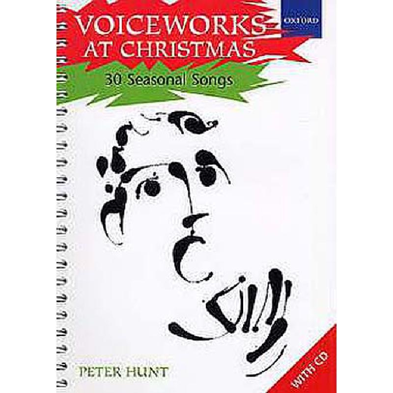 Titelbild für 978-0-19-343553-7 - VOICEWORKS AT CHRISTMAS