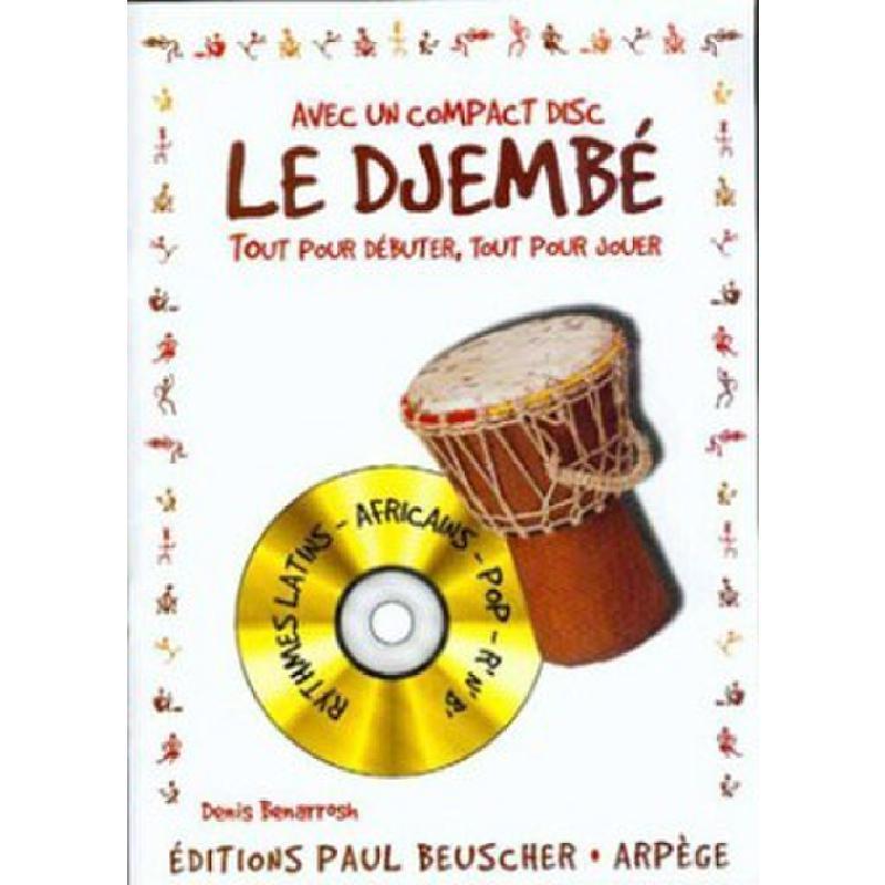 Titelbild für EPB 1010533 - LE DJEMBE