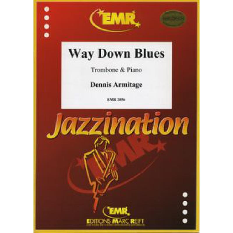Titelbild für EMR 2056 - WAY DOWN BLUES