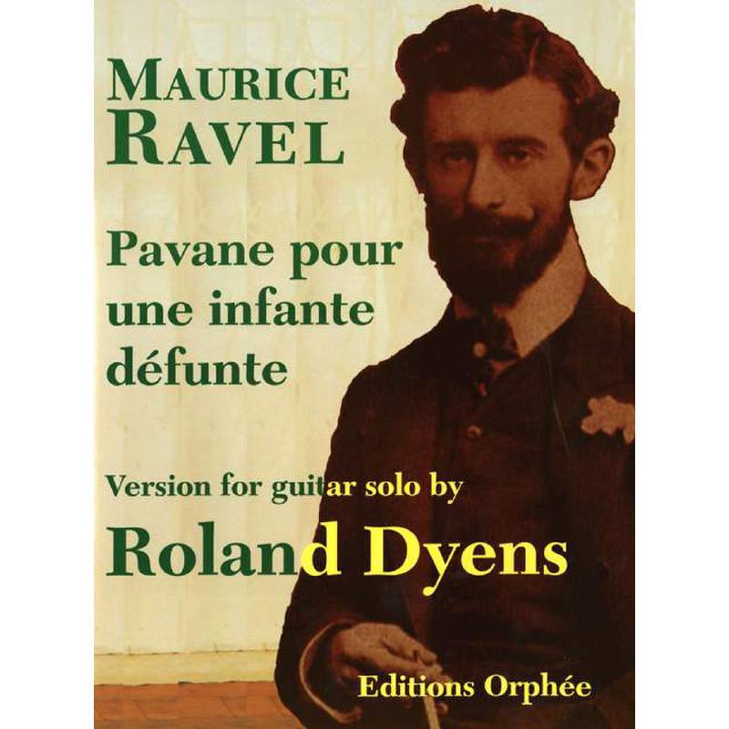 Titelbild für ORPHEE 090 - PAVANE POUR UNE INFANTE DEFUNTE