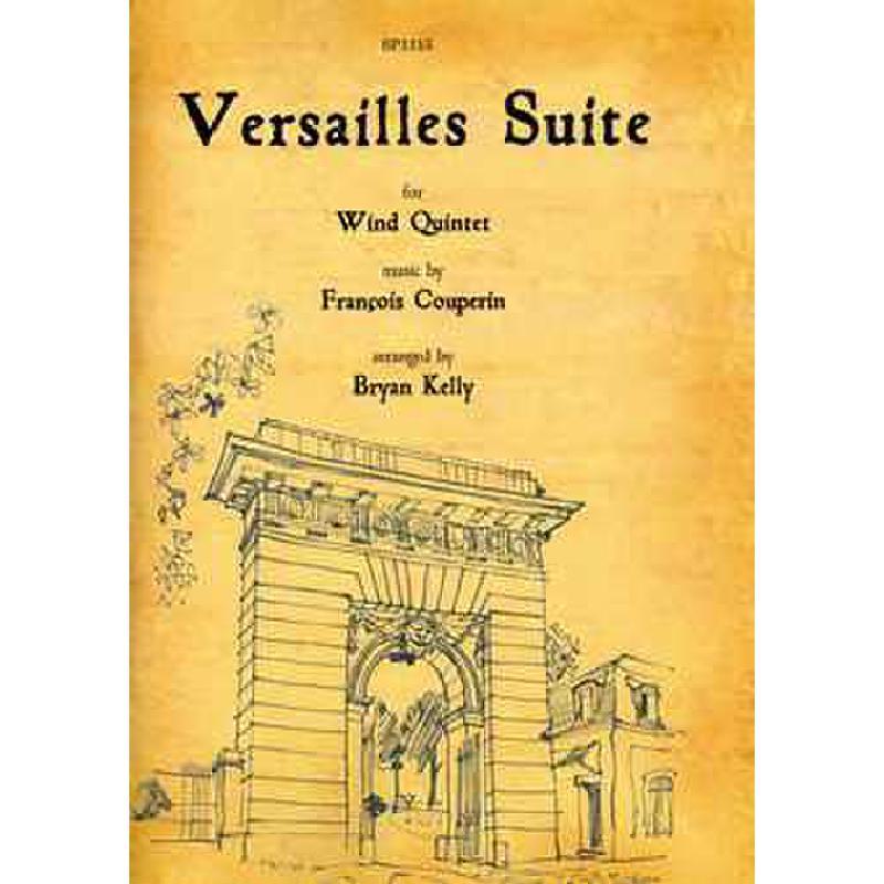 Titelbild für SPARTAN 1115 - VERSAILLES SUITE