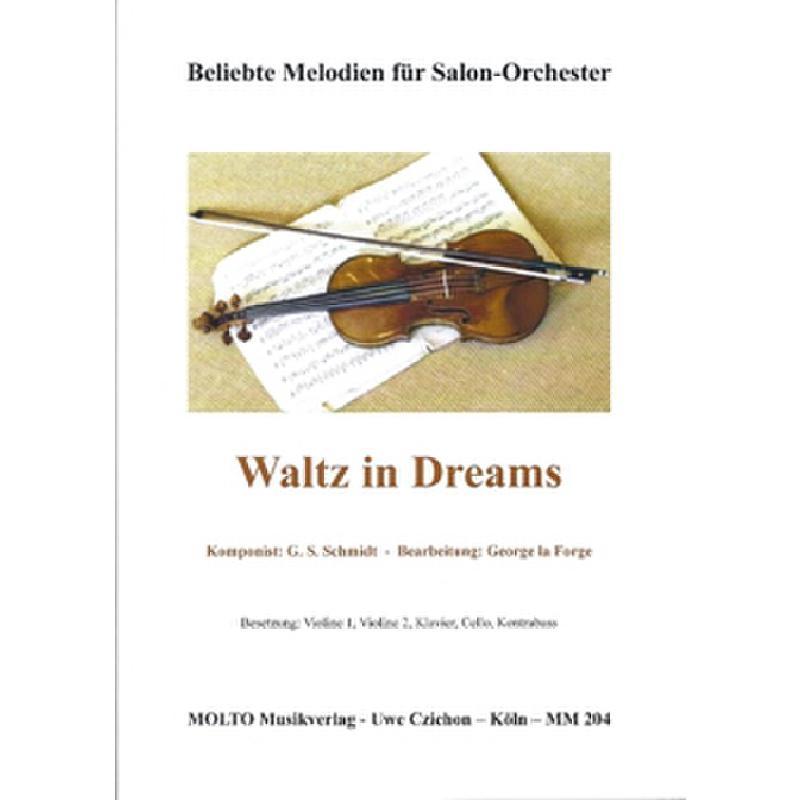 Titelbild für METMM 204 - WALTZ IN DREAMS