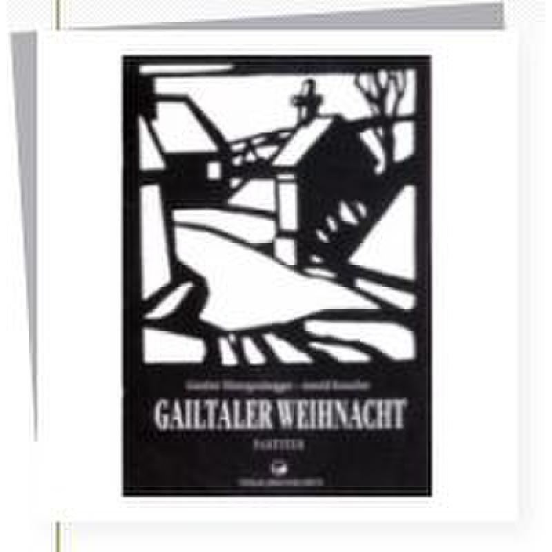Titelbild für HEYN 761-9 - GAILTALER WEIHNACHT