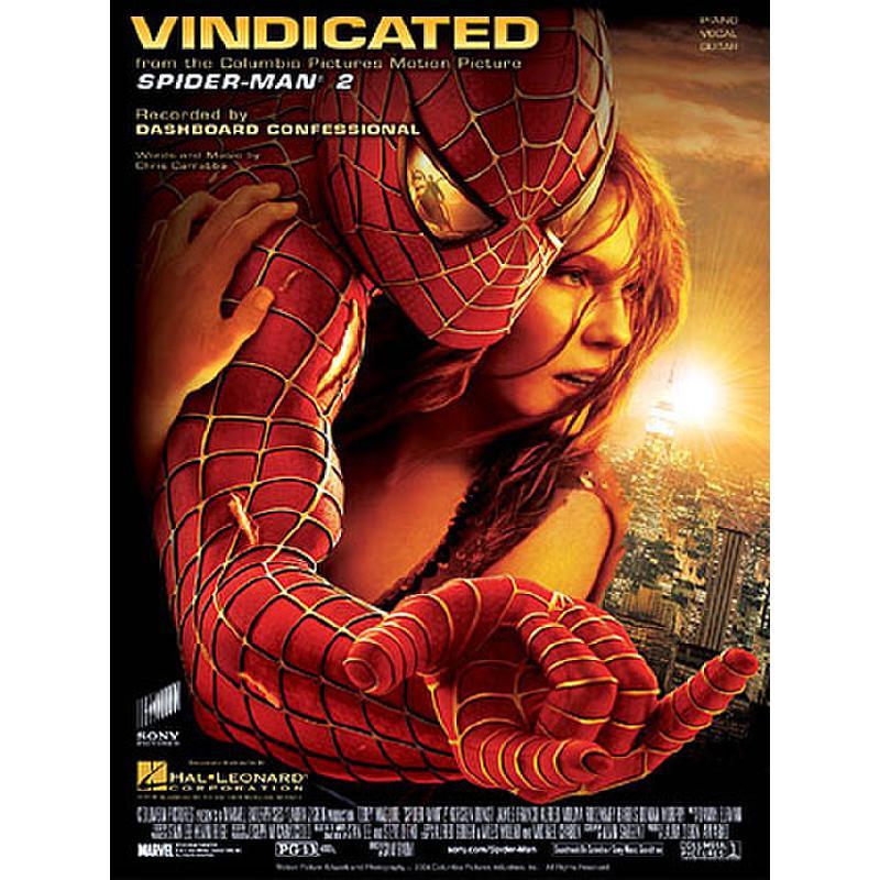 Titelbild für HL 352835 - VINDICATED AUS SPIDER MAN 2
