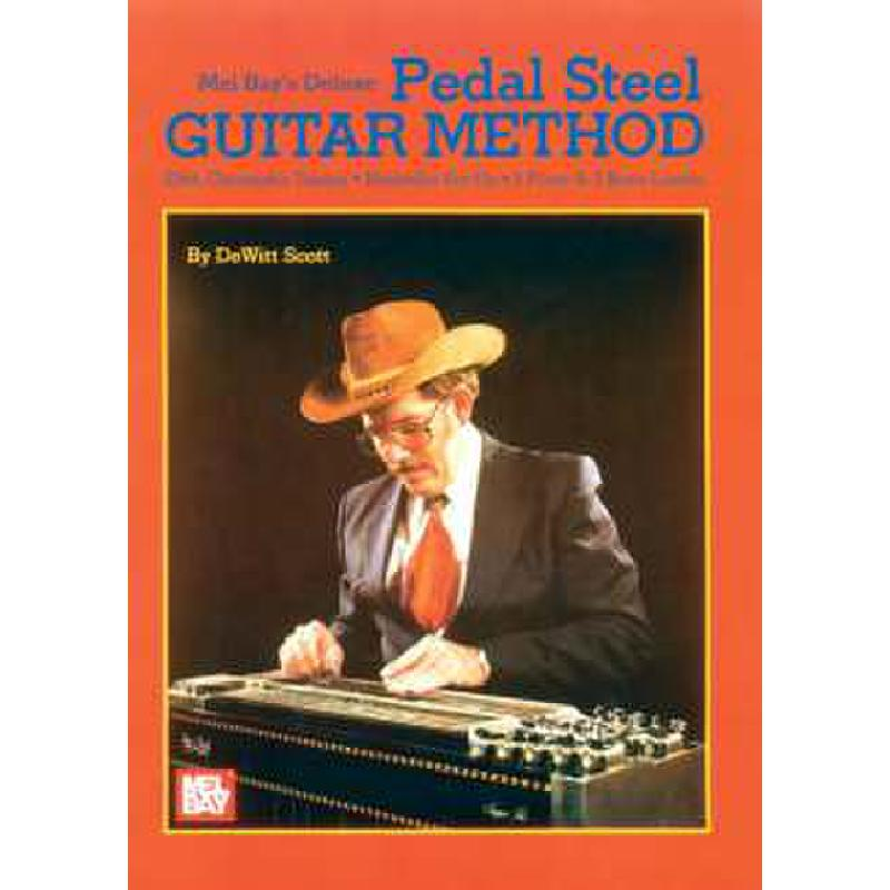 Titelbild für MB 93849BCD - PEDAL STEEL GUITAR METHOD