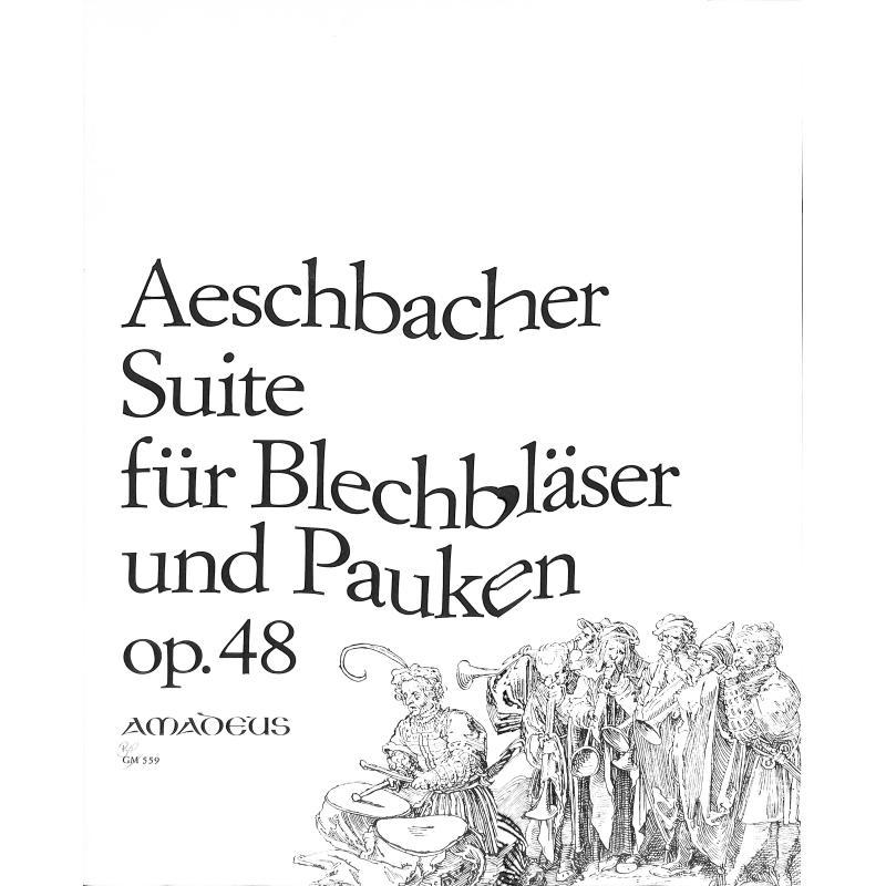 Titelbild für BP 559 - SUITE OP 48