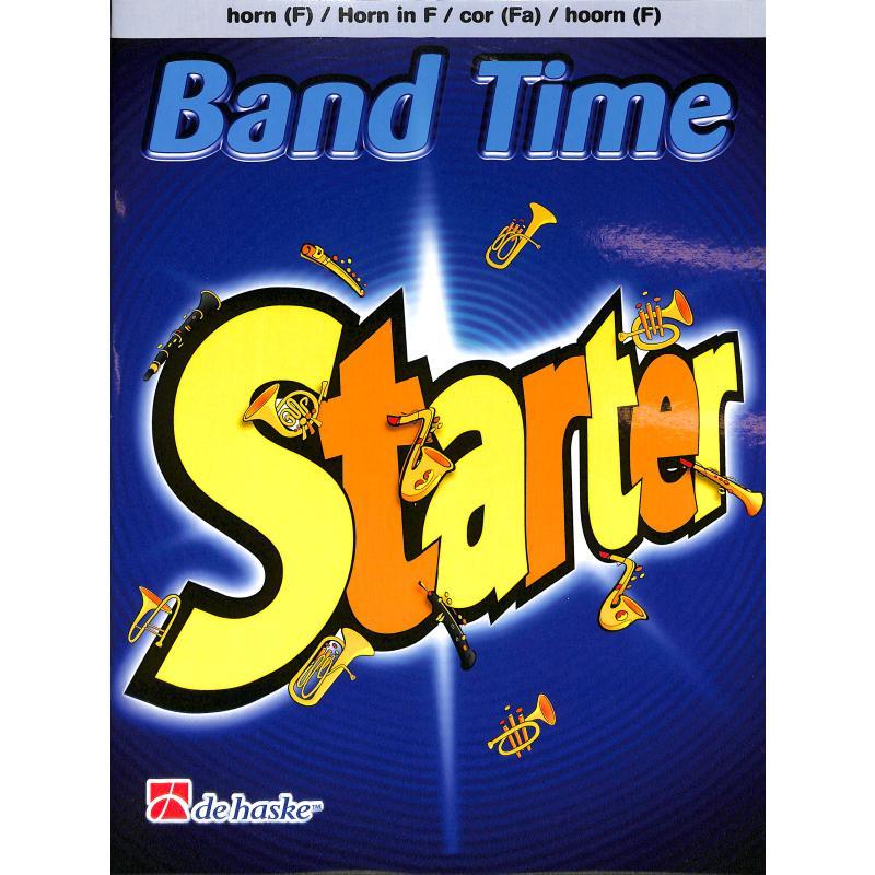 Titelbild für HASKE 1012574 - BAND TIME STARTER