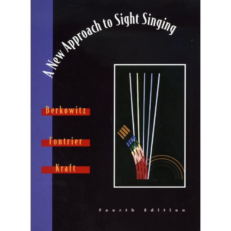 Titelbild für ISBN 0-393-96908-8 - A NEW APPROACH TO SIGHT SINGING