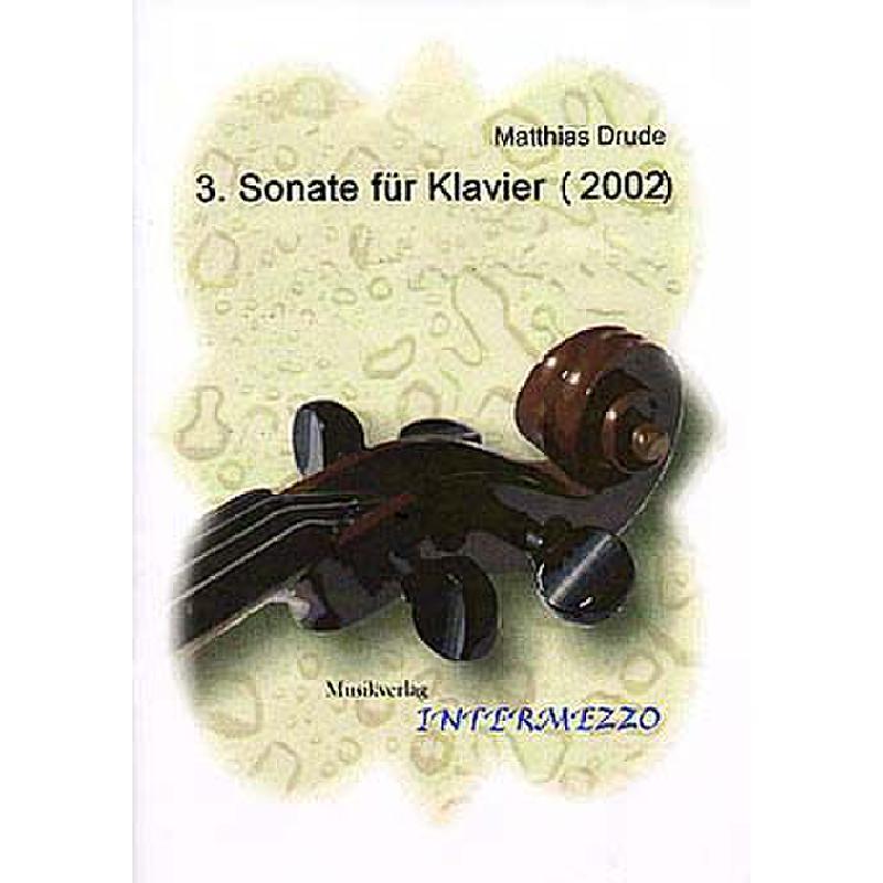 Titelbild für INTERMEZZO 035-5 - SONATE 3